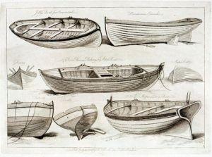 Jolly-Boat, top left (Courtesy Wikipedia)