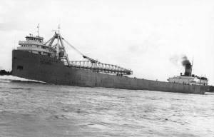 SS Carl D. Bradley (Courtesy Wikipedia)