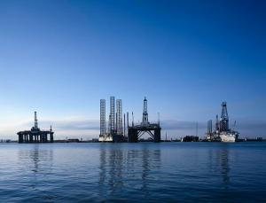 Galveston, Texas, Oil Rigs ;Galveston, Texas, Oil Rigs
